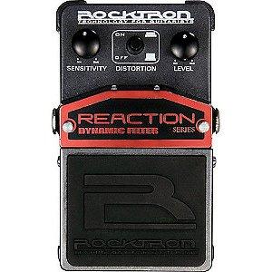 Pedal de Efeitos Rocktron Reaction Dynamic Filter para Guitarra