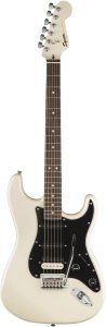 Guitarra Fender Squier Contemporary Stratocaster HSS LR Pearl White