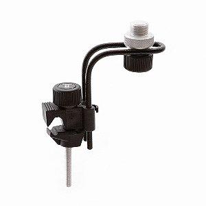 Suporte Clamp de Microfone Ask B10 para Instrumentos de Percussão