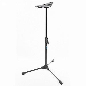 Suporte Pedestal com Descanso Ask M6 para 6 Microfones