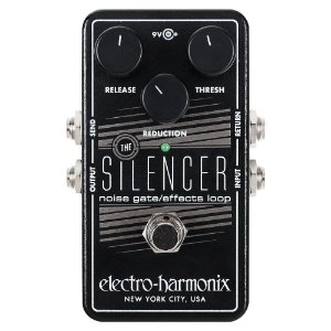 Pedal de Efeitos Electro-Harmonix Silencer Noise Gate/Effects Loop