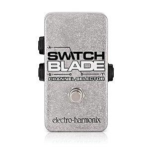 Pedal de Efeitos Electro-Harmonix Switch Blade Channel Selector