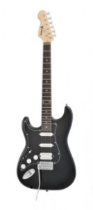 Guitarra Elétrica Phx ST-H BK LH Strato Power HSS Left Black