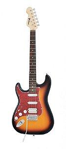 Guitarra Elétrica Phx ST-H 3TS LH Strato Power HSS Left Sunburst