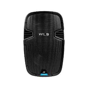"""Caixa Acústica Passiva WLS J8 Pro 8"""" 80W"""