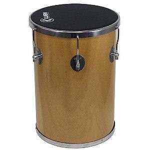 """Rebolo Luen Percussion 45x12"""" Cromadas Verniz com 6 Afinações"""