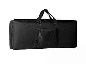 Bag AVS BIT057SL Super Luxo para Teclado 61 Teclas