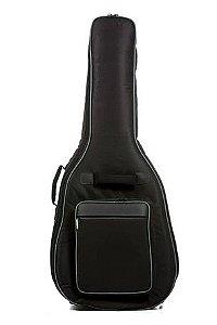 Bag AVS BAGMM20 Série CH200 Preto para Violão Folk