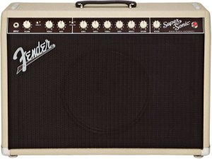 Amplificador Fender Super Sonic 1x12'' 60w Para Guitarra