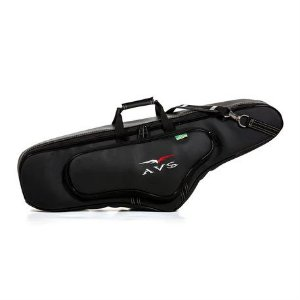 Bag AVS SC006EX Executive Preto para Saxofone Alto