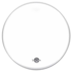 "Pele Luen Percussion Dudu Portes Double Clear 22"" Transparente"