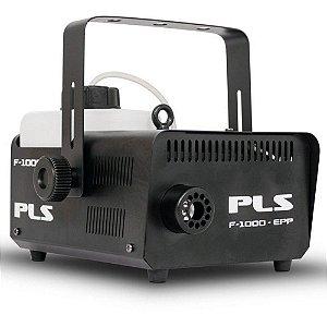 Máquina de Fumaça PLS F1000 750w com Controle Sem Fio 110V