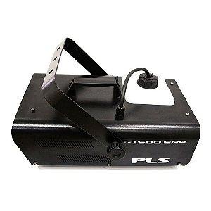 Máquina de Fumaça PLS F1500P 1450w com Controle Sem Fio 110v
