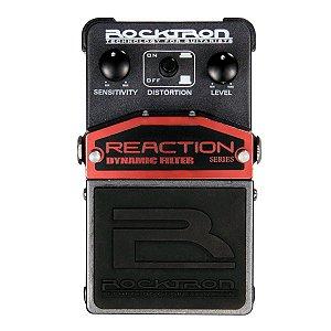 Pedal de Efeito Rocktron Reaction Dynamic Filter