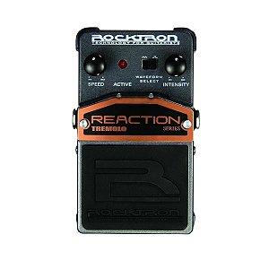 Pedal de Efeitos Rocktron Reaction Tremolo
