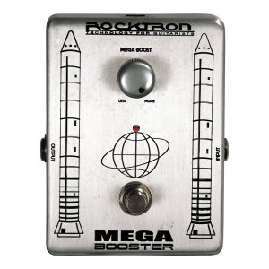 Pedal de Efeito Rocktron Mega Booster
