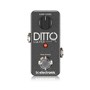 Pedal de Efeitos TC Electronic Ditto Looper