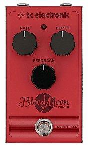 Pedal de Efeitos TC Electronic Blood Moon Phaser