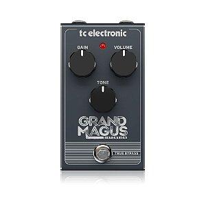 Pedal de Efeitos TC Electronic Grand Magus Distortion