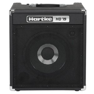 """Amplificador Hartke HD75 HyDrive 1x12"""" 75W para Contrabaixo"""