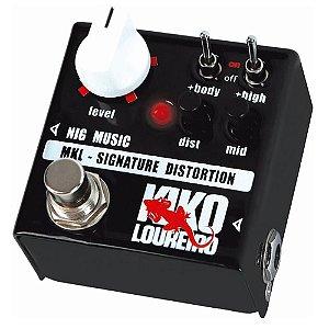 Pedal Nig Signature MKL kiko Loureiro para Guitarra