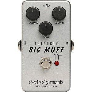 Pedal de Efeitos Electro-Harmonix Triangle Big Muff PI