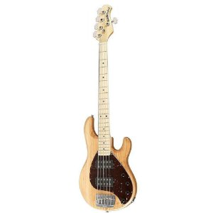 Contrabaixo 5 Cordas Music Man StingRay HH 5 MP Natural