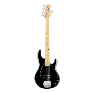 Contrabaixo 5 Cordas Music Man Sterling SUB Ray 5 Black