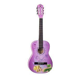 Violão Acústico PHX VJT-3 Disney Tinkerbell Key Nylon