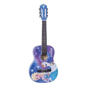 Violão Acústico PHX VIF-1 Disney Frozen Elsa Olaf Nylon