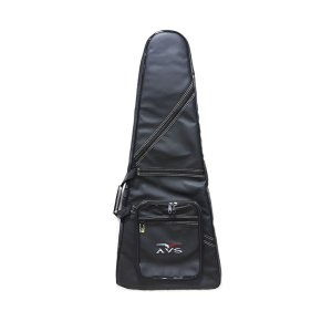 Bag AVS BIC013EX Executive Preto para Guitarra Flying V