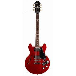 Guitarra Semi-Acústica Epiphone ES 339 Pro Cherry