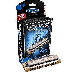 Gaita Diatônica Hohner Blues Harp 532/20 G (Sol)