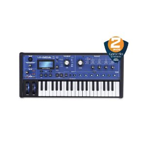 Teclado Sintetizador Novation Mini Nova 37 USB 37 Teclas