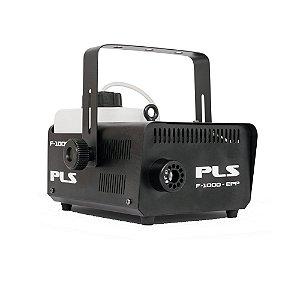 Máquina de Fumaça PLS F1000 750w com Controle Sem Fio 220V