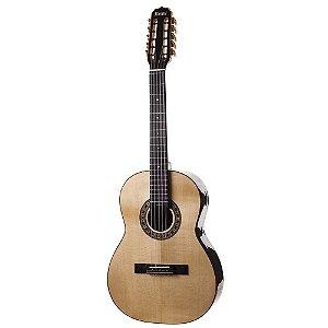 Viola Eletro-Acústica Rozini RV112ATN Profissional Clássica