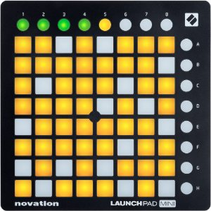 Controlador Novation Launchpad Mini MKII
