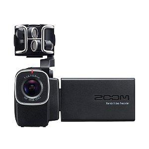 Gravador Digital Portátil Zoom Q8 Handy Video Recorder