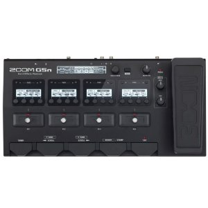 Pedaleira Zoom G5n Multi-Effects Processor para Guitarra