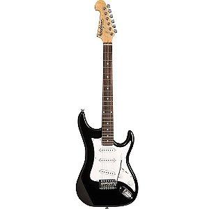 Guitarra Washburn S1 Sonamaster Séries Black
