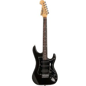 Guitarra Washburn S2HM Sonamaster Metallic Black
