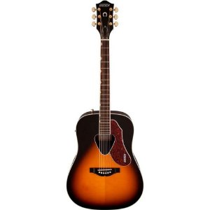 Violão Eletro-Acústico Gretsch G5031FT Dreadnought Sunburst