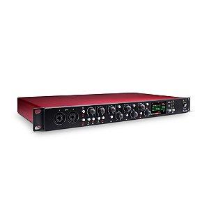 Conversor Adat/Pre Amplificador Scarlett Octopre - FOCUSRITE