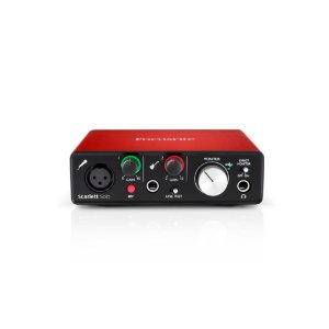Interface de audio - SCARLETT SOLO - FOCUSRITE