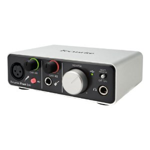 Interface de Audio - ITRACK SOLO LIGHTNING - Focusrite