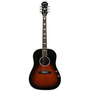 Violão Eletro-Acústico Epiphone EJ160E John Lennon Sig. VSB