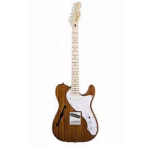 Guitarra Fender Squier Classic Vibe Telecaster Thinline Natural