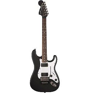 Guitarra Fender Squier Contemporary Stratocaster Floyd Rose HH LR Flat Black