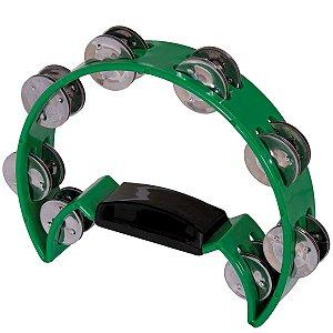 Pandeiro Spanking Meia Lua Verde