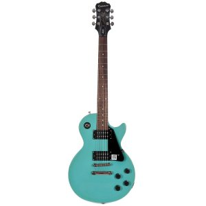 Guitarra Epiphone Les Paul Studio Turquoise